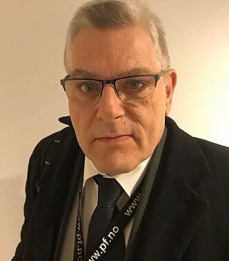 NYE METODER: Politiførstebetjent Per Ivar Thomasrud har fulgt utviklingen siden 1980-tallet. Politiet avslører stadig nye smuglermetoder. Foto. Privat