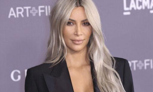 image: Kim Kardashian er blitt mor igjen