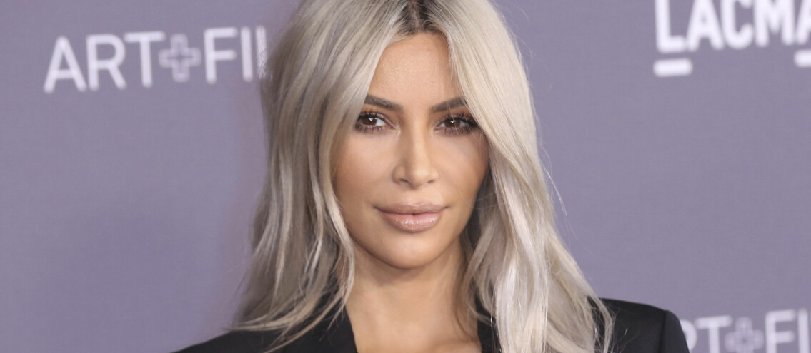 OPPSTYR: Bildet av Kim Kardashians Louis Vuitton-søppelkasser sprer seg som ild i tørt gress på sosiale medier. FOTO: Scanpix