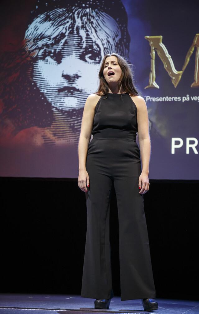e083eee4 DRØMMEN: Marion Ravn hadde drømt om å få spille rollen som Éponine siden  hun var