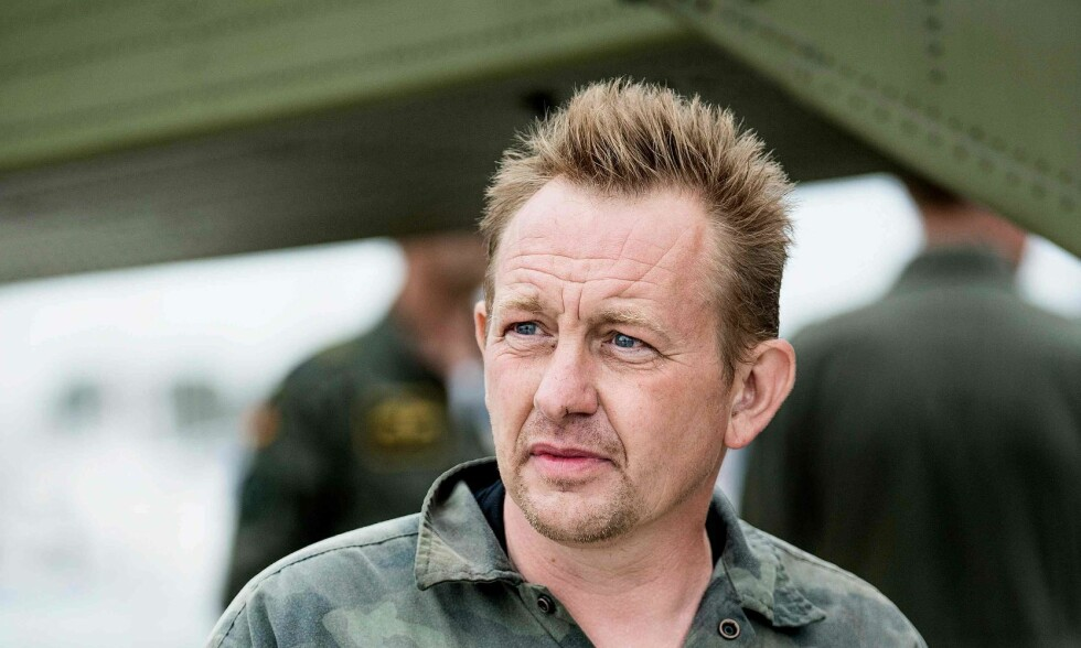 TILTALT: Peter Madsen (47) står tiltalt for overlagt drap på Kim Wall (30). Påtalemyndighetene har lagt ned påstand om livsstid i fengsel for 47-åringen, som selv nekter straffskyld etter tiltalen. Foto: Bax Lindhardt / AFP / Scanpix