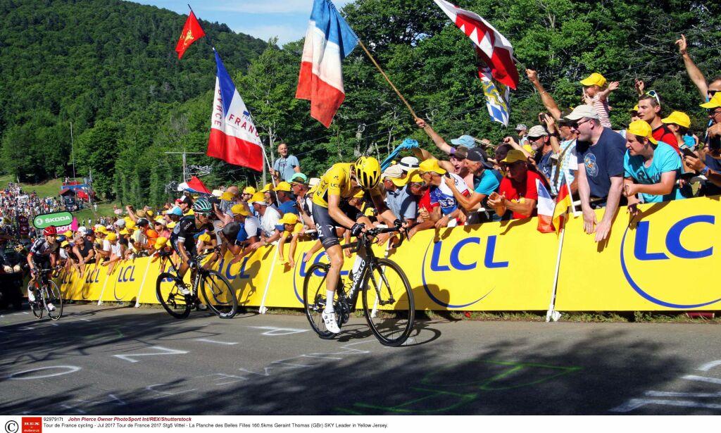 image: Slik blir Tour de France 2019