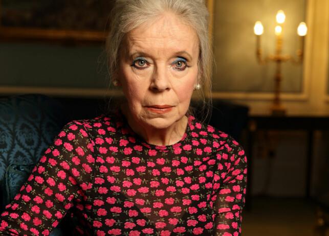 TROR EKTEMANNEN TOK SITT EGET LIV: Lady Lucan har tidligere forklart hva hun tror skjedde med ektemannen etter at han forsvant. Foto: NTB Scanpix