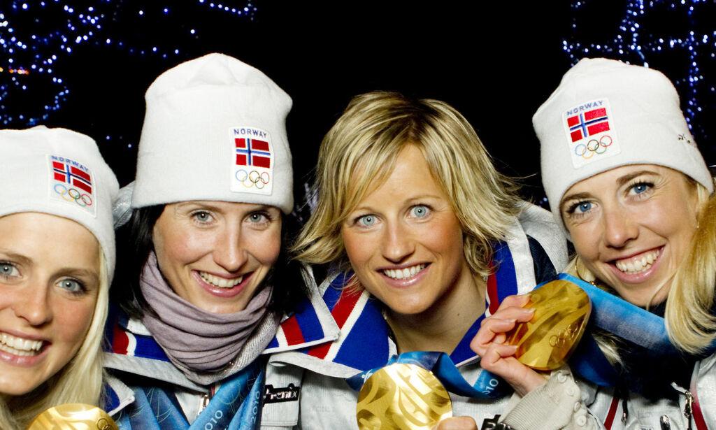 image: Skofteruds lagvenninner fra VM i Oslo skal bære kista