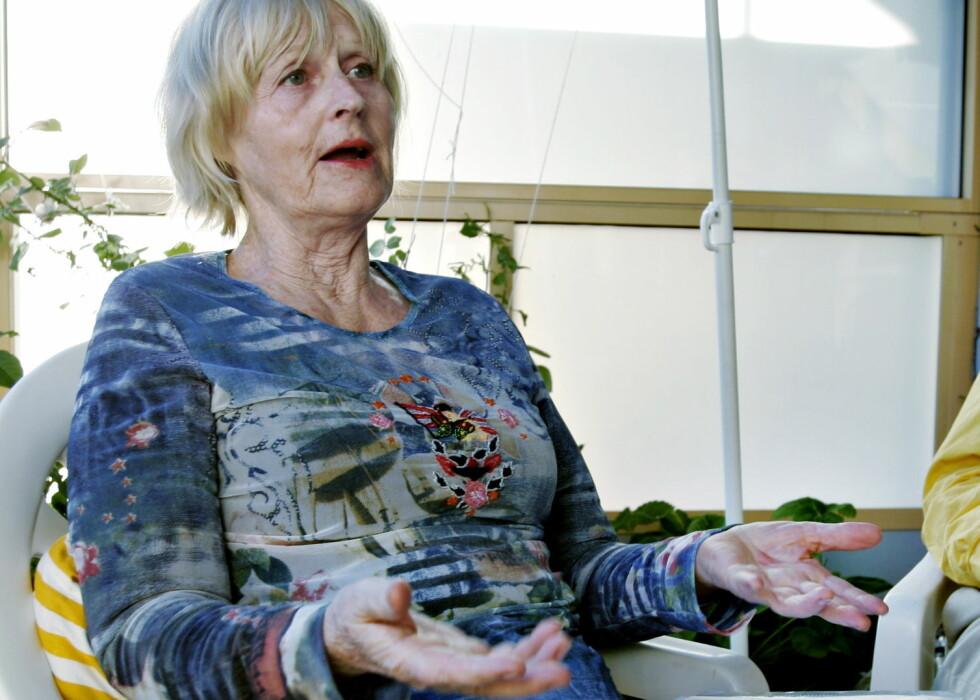 MÅ TILBAKEBETALE: Tone Bergli Joner vurderer på melde seg ut av Norsk faglitterær forfatter- og oversetterforening (NFF) fordi hun mener foreningen må utvise skjønn. Foto: Sveinung Uddu Ystad, Dagbladet