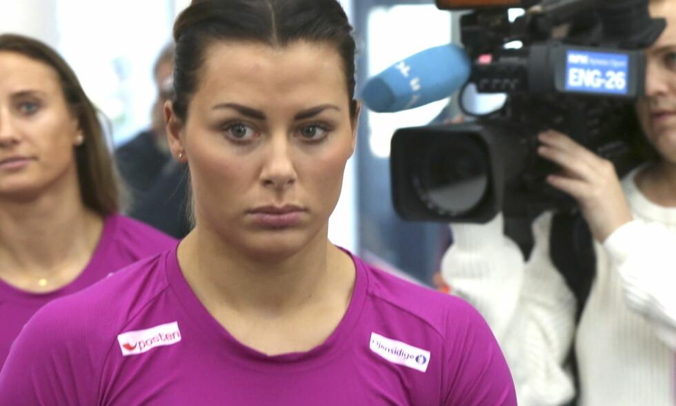 RASENDE: Nora Mørk-saken har preget sportsjournalistikken de siste ukene. Foto: Scanpix