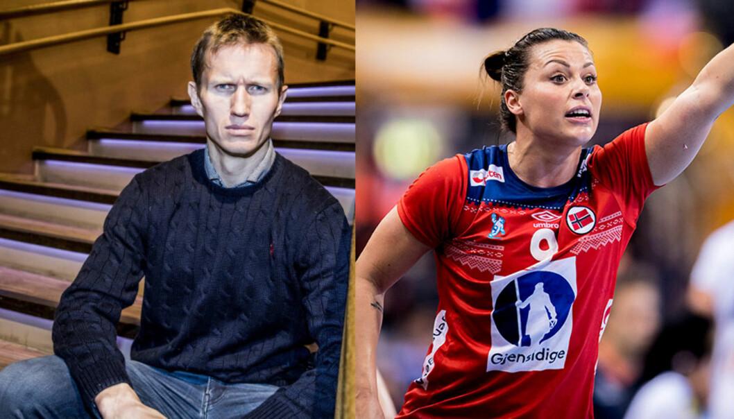 <strong>KJENNER SEG IGJEN:</strong> Frank Løke kjenner seg igjen i Nora Mørk sin opplevelse med håndballforbundet, og mener de burde håndtert saken på en helt annen måte. Christian Roth Christensen, Dagbladet / Scanpix