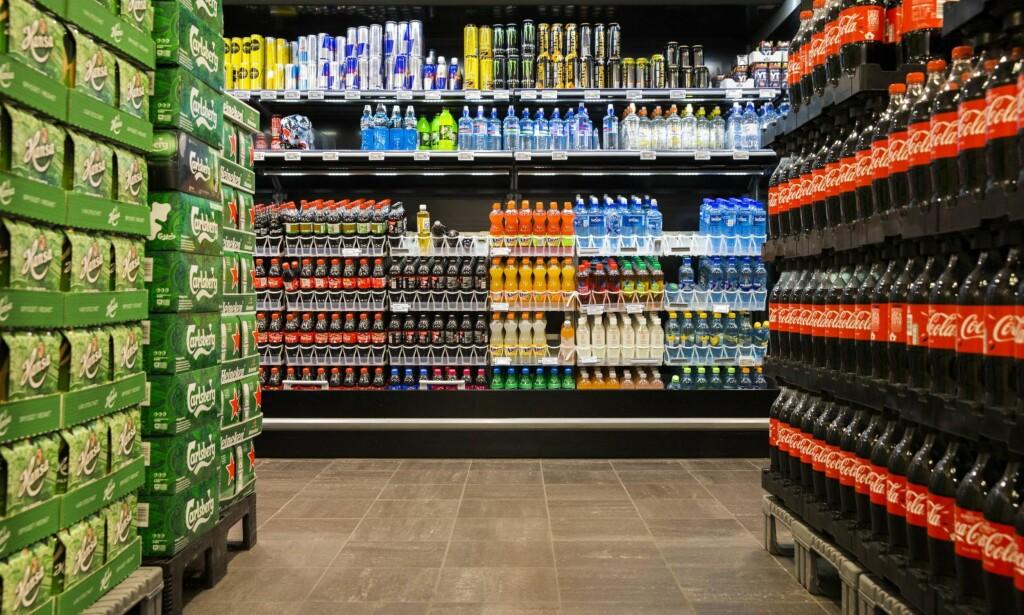 BYTT TIL SUKKERFRITT!: Å drikke kunstig søtet drikke kan bidra til å dekke en del av søtsuget, heller enn å øke det, skriver artikkelforfatterne i et svar til lege Erik Hexeberg. Foto: Berit Roald / NTB Scanpix