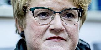 image: Dette er Trines hodepiner som kulturminister:- Blir mer og mer akutt