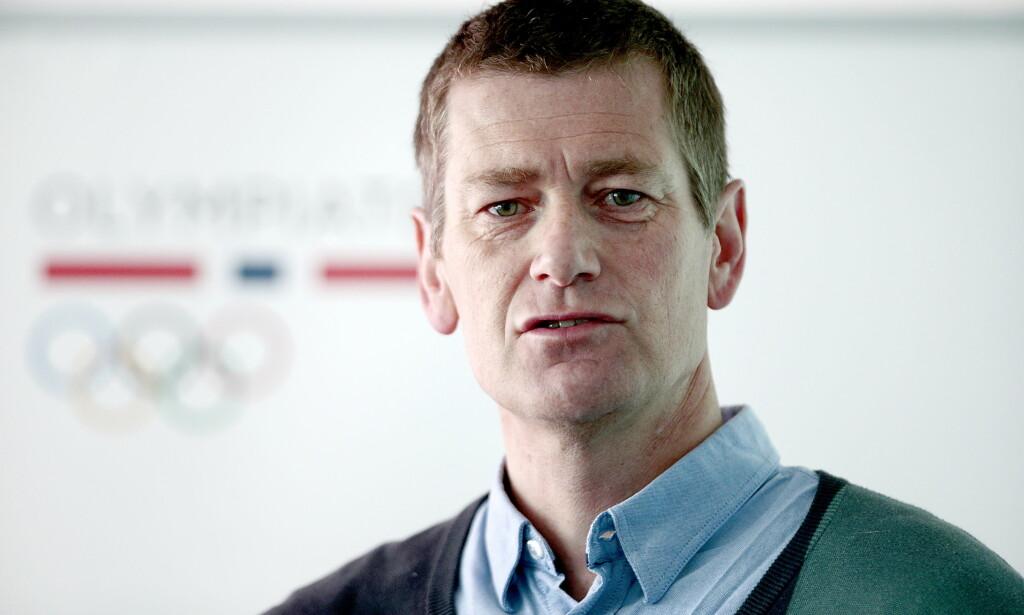 OL-SJEF: Tore Øvrebø, toppidrettssjef i Olympiatoppen, har det siste ordet ved OL-uttaket. Foto: Bjørn Langsem / Dagbladet