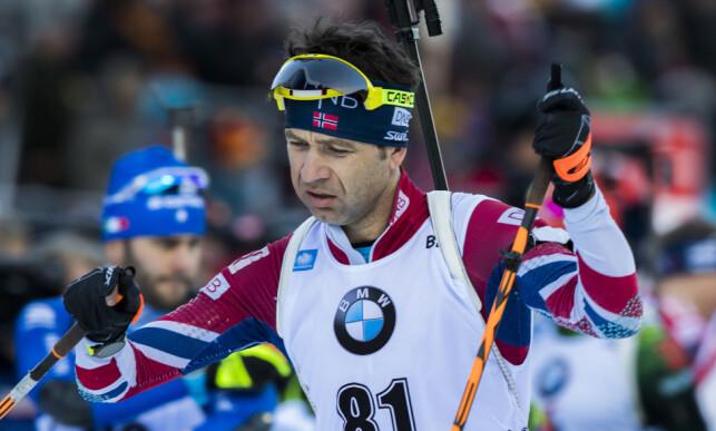 SKUFFENDE SESONG: Ole Einar Bjørndalens beste plassering i verdenscupen denne sesongen er en 18.-plass. Det holdt ikke til OL-plass. Foto: Berit Roald / NTB scanpix