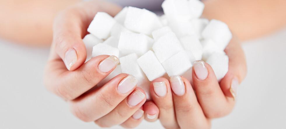 Rådene som hjelper deg å redusere sukkerinntaket