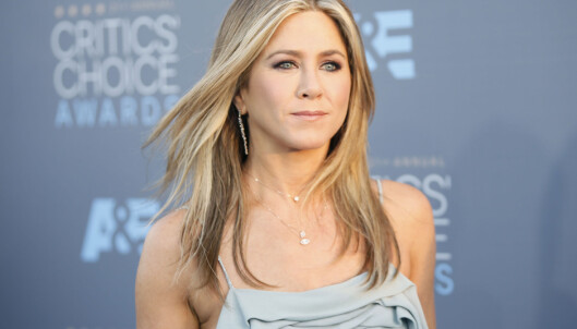 <strong>GLANSFYLT HÅR:</strong> Jennifer Aniston er en av dem som er blitt kjent for sitt glansfulle hår. FOTO: NTB scanpix