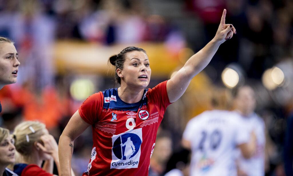 image: Nora Mørk og resten av Györ mister treneren