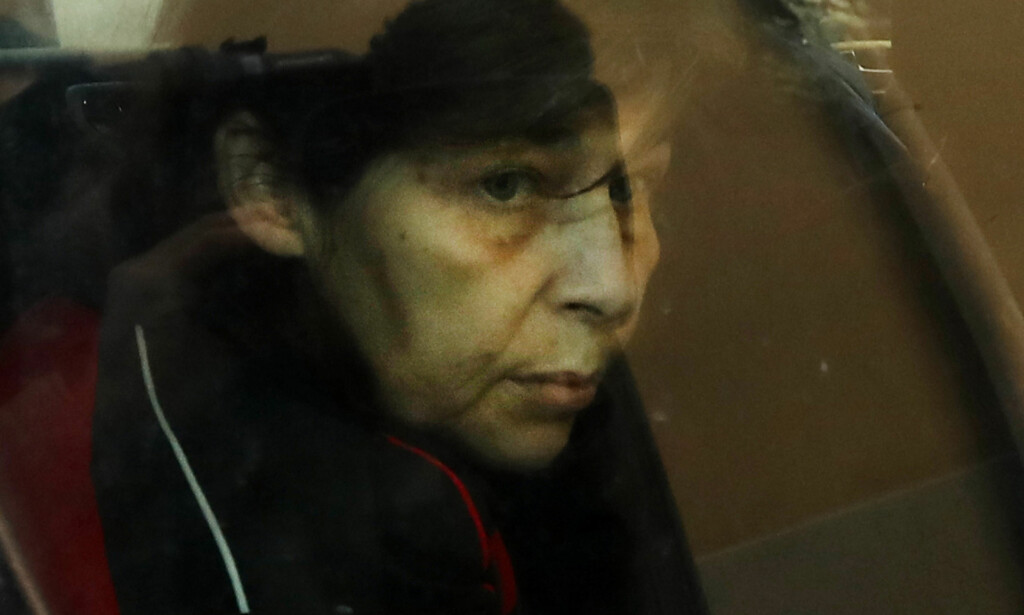 DØMT: Patricia Dagorn er dømt for drapene på to menn og for å ha dopet ned to andre Foto: AFP PHOTO / VALERY HACHE / NTB scanpix