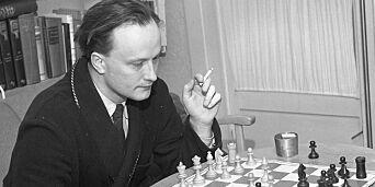 image: Den lekende poeten André Bjerke
