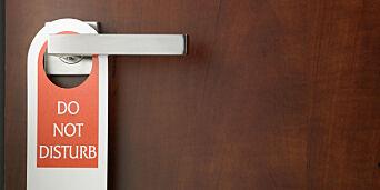 image: Fjerner «Ikke forstyrr»-skiltene etter Las Vegas-massakren