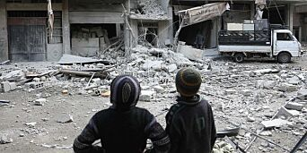 image: Tyrkia har begynt angrep på Nord-Syria