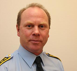 <strong>POLITIADVOKAT:</strong> Svein Folkestad i UP forklarer hvilke trafikkovertredelser man kan havne i kasjotten for. Foto: UP