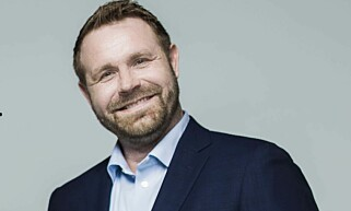 DANSK EKSPERT: Joachim Boldsen jobber for norske TV 3. Foto: Rune Bendiksen / TV3 / NTB scanpix