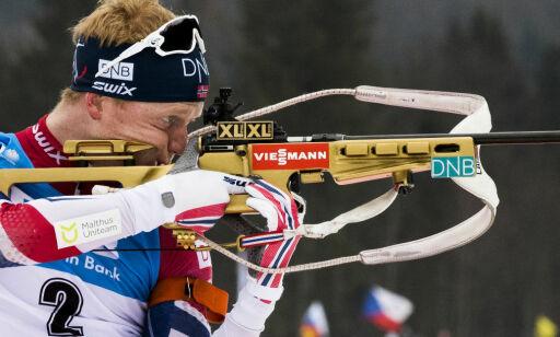 image: Thingnes Bø utklasset Fourcade og vant nytt verdenscupløp