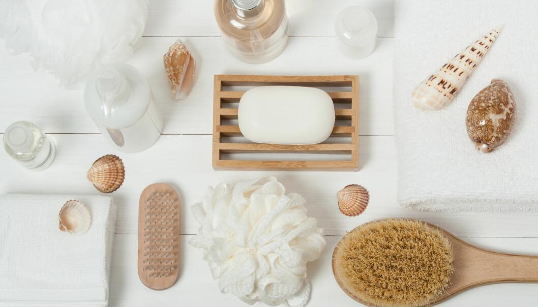 HÅNDVASK: Vi elsker deilige såper, men kan det bli for mye av det gode? FOTO: NTB Scanpix