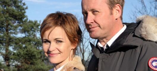 Karoline Krüger takker for støtten etter ektemannens ulykke