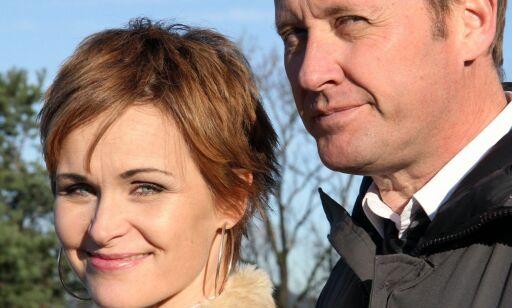 image: Karoline Krüger takker for støtten etter ektemannens ulykke