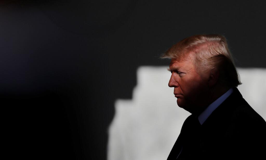 NERVEPIRRENDE TIMER: Det går mot nervepirrende timer når demokratene og republikanerne skal bli enige om å vedta en ny budsjettavtale natt til lørdag. Foto: Carlos Barria / Reuters / NTB Scanpix