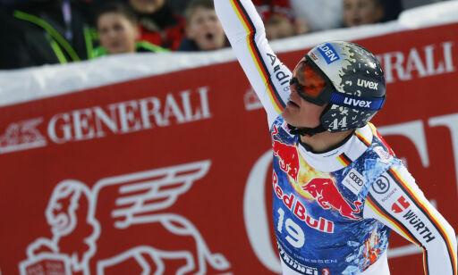 image: Tysk sensasjon i Kitzbühel: Thomas (24) forbauset alle
