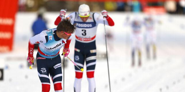image: Klæbo vant, Iversen er OL-klar, mens disse norske gutta kan glemme OL