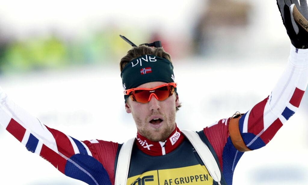 image: Bjøntegaard tok sin første pallplass i verdenscupen