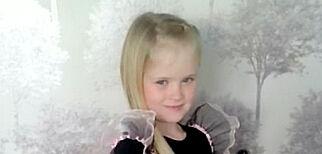 image: Han la ut bilde av sin smilende datter (8). Mindre enn en time senere var hun drept