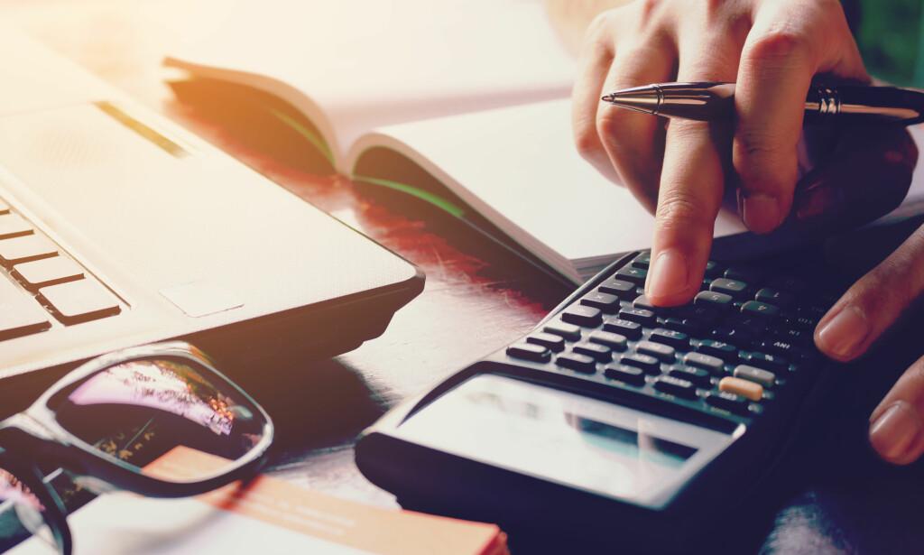 HØYE RENTER: Forbrukslån har svært høye renter, og bruken av disse lånene øker. Er en maksrente løsningen på problemet? Foto: NTB Scanpix