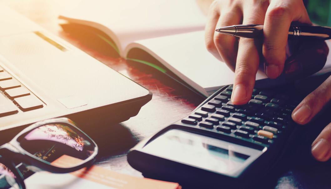 <strong>HØYE RENTER:</strong> Forbrukslån har svært høye renter, og bruken av disse lånene øker. Er en maksrente løsningen på problemet? Foto: NTB Scanpix
