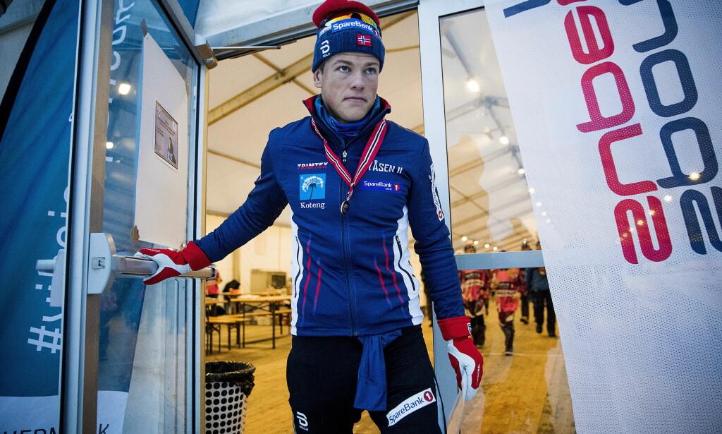 BEST I VERDEN: Johannes Høsflot Klæbo har vært verdens beste langrennsløper på de aller fleste områder denne denne sesongen, men på distanserenn i fristil har han fortsatt en vei å gå. Foto: Bjørn Langsem / Dagbladet