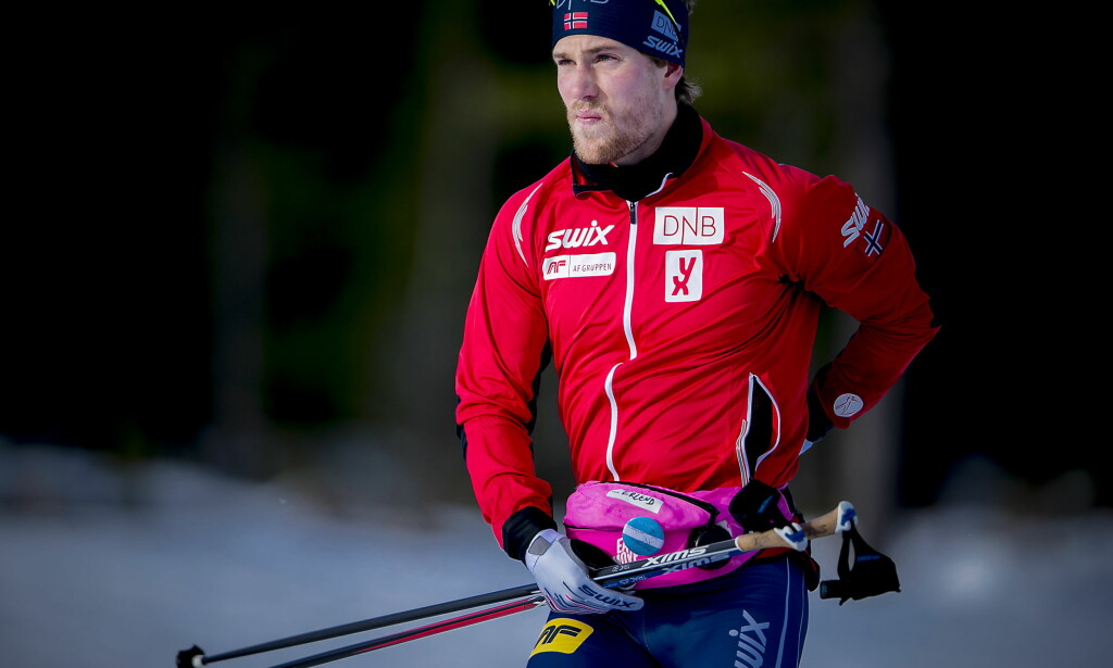 OL-PLASS: Erlend Bjøntegaard går OL-sprinten, melder NRK. Foto: Bjørn Langsem / Dagbladet.