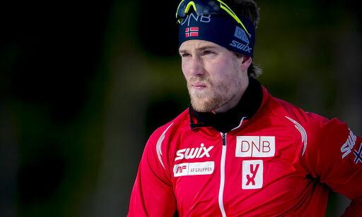image: Bjøntegaard går OL-sprinten