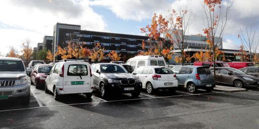 image: Snart slipper du å kjøre rundt for å finne parkeringsplass