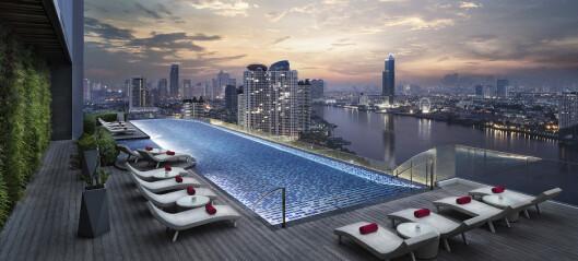 Slik bor du luksuriøst i Bangkok for en billig penge