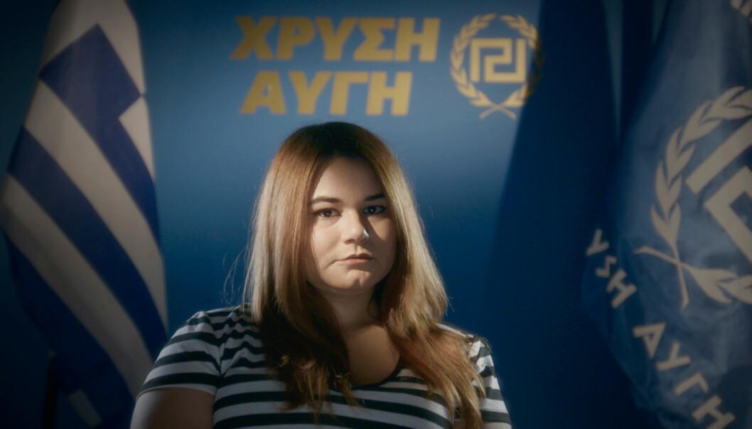 På innsiden hos kvinnene i det voldelige og høyreekstreme Hellas