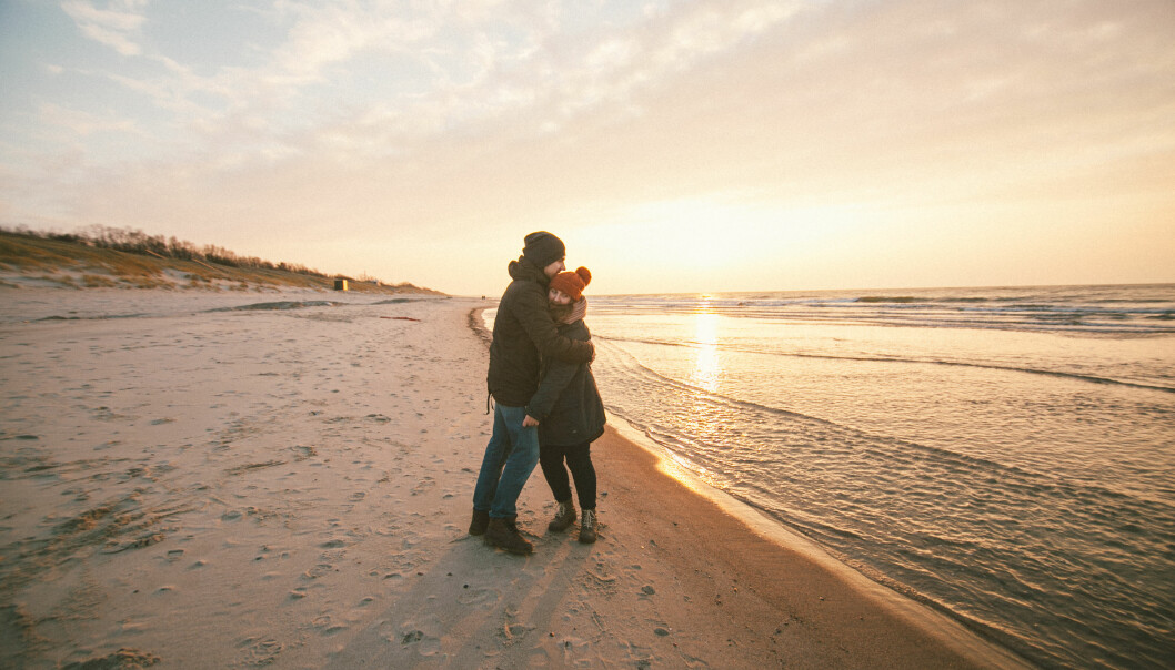 BESØK ET STED FRA FORTIDEN: Hva med å dra tilbake til det stedet dere ble forlovet, møttes eller var på første date for å gjenoppleve det hele? FOTO: NTB Scanpix