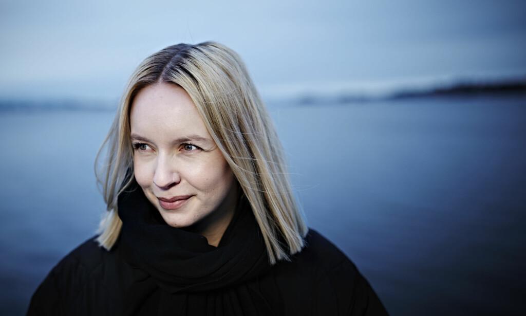 Christine Dancke: Har laget podcastserie i 16 episoder om sin og andres angst. Foto: Dagbladet