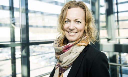 DANMARK ER TESTPROSJEKT: Gøril Joys Johnsen i Coop følger nøye med på resultatene fra den danske ubetjente butikken.