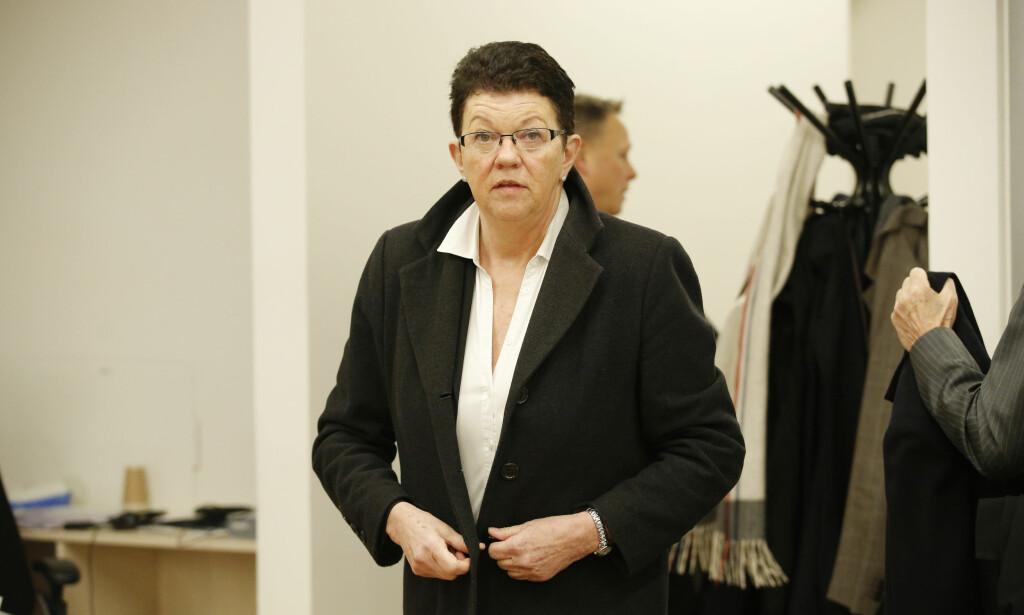 ADVOKAT: Ellen Holager Andenæs representerer kvinnen som har anklaget Kristian Tonning Riise for voldtekt. Foto: Cornelius Poppe / NTB scanpix