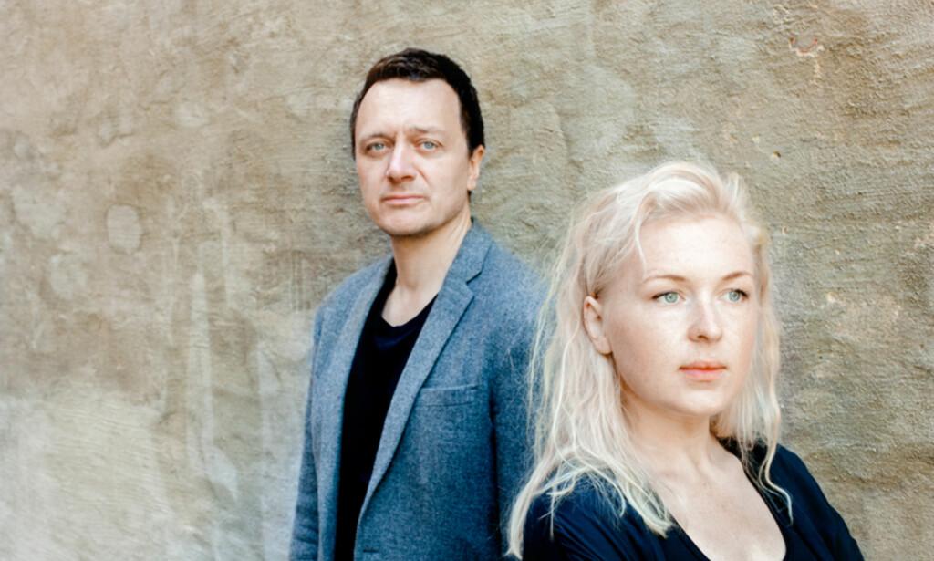 """FLOTTE DUETTER: Jacob Young og Siril Malmedal Hauge utgir plata """"Last Things"""". Utover vinteren drar de på turne rundt i Norge."""