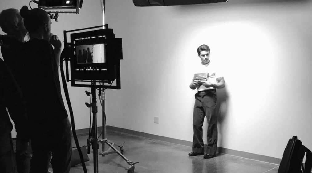 <strong>ZAC EFRON:</strong> Zac Efron delte bilde av seg som den berømte seriemorderen på Instagram. Foto: Instagram @zacefron