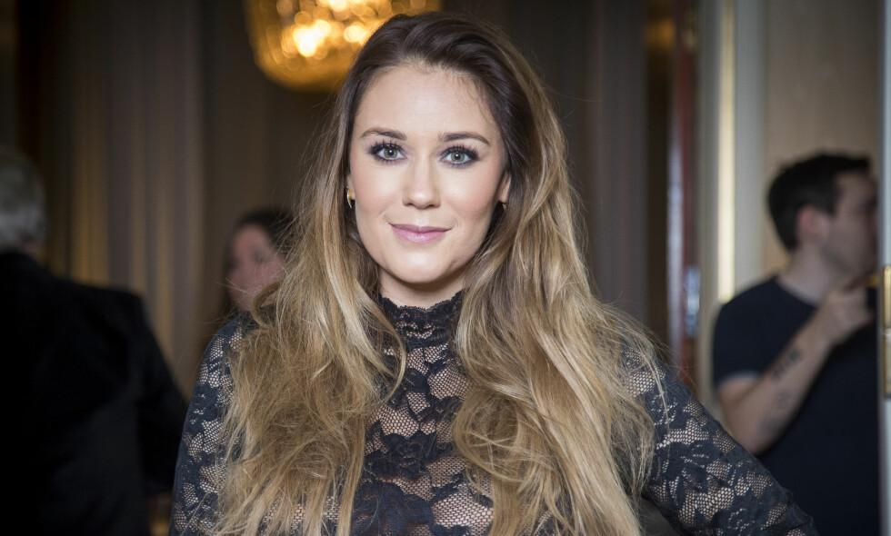 SLUTTET: TV-profil Ida Fladen har vært ansatt i TV 2 siden 2014, men har nå sagt opp jobben. Foto: Heiko Junge / NTB scanpix