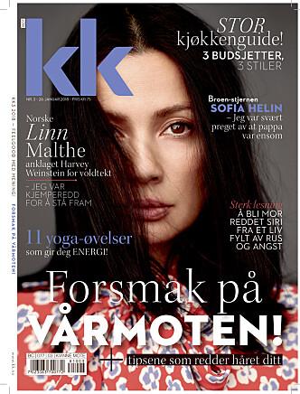 KK 03 er i salg fra fredag 26. januar.