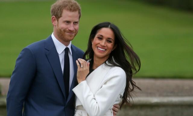 a1a458617249 Meghan Markle og prins Harry - - Slik blir det storslagne bryllupet ...